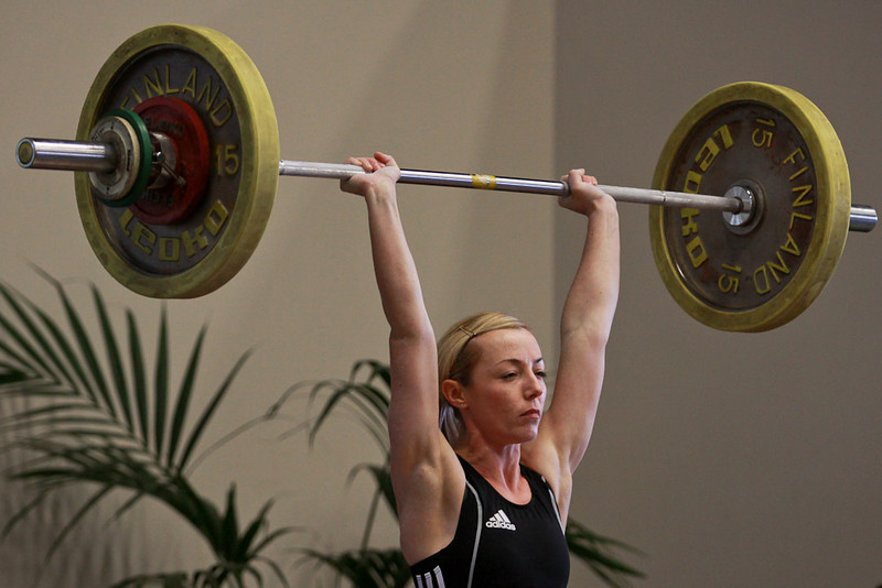 Championship weightlifting
