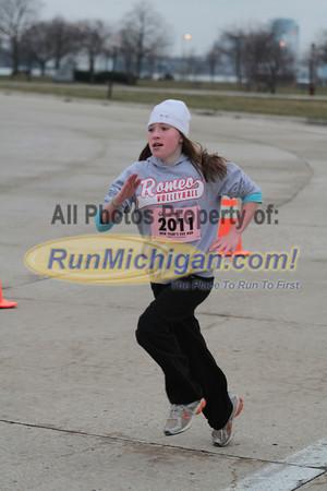 1 Mile Run - 2011 Fifth Third Bank New Years Eve Run