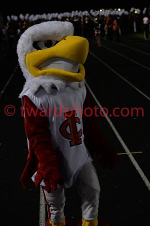 2015 CHS Football - CR Washington