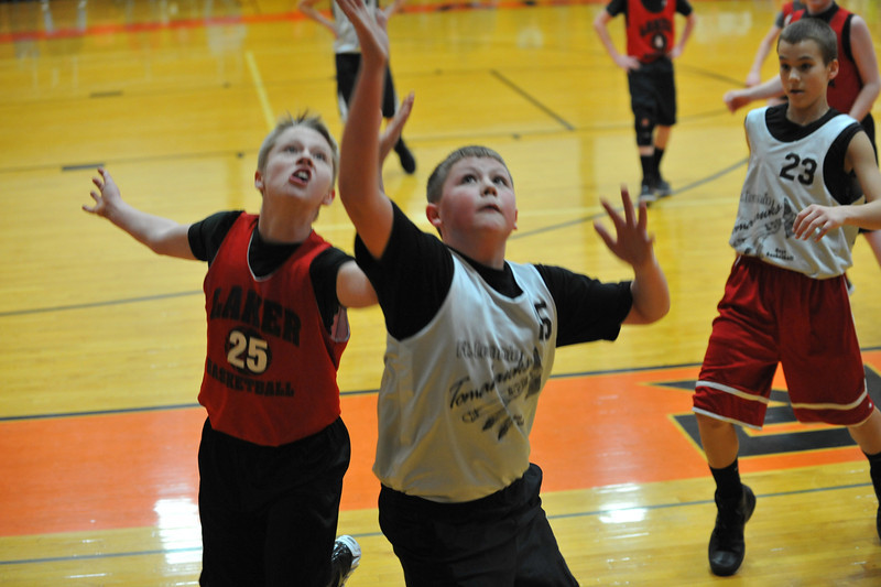 6th Grade Boys 5-Star Basketball 02-05-2012