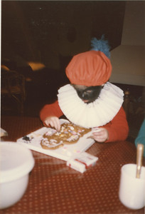 Sinterklaas 1985