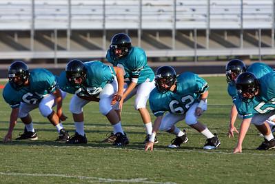 Highland Freshmen vs Mesquite 09-17-08
