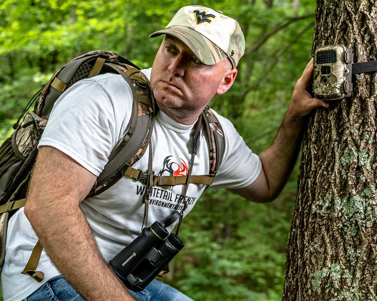 Allen Tackett: Vanguard Outdoors Product Shoot