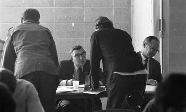 M-24 1st Semester Registration (September, 1969)