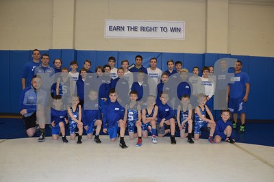 2019-20 Stafford Youth Wrestling Team & Individual Photos