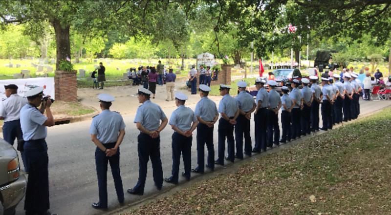 May 8, 2018 - Oaklawn Memorial Ceremony