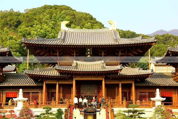 HONG KONG: Nan Lian Garden and Chi Lin Nunnery