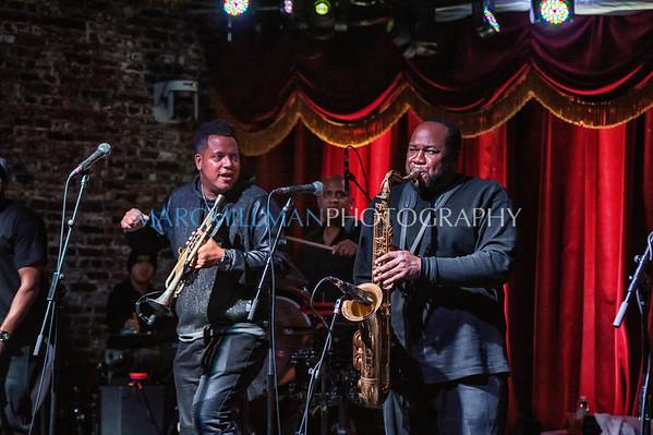 Soul Rebels feat. Rakim @ Brooklyn Bowl (Fri 2/27/15)