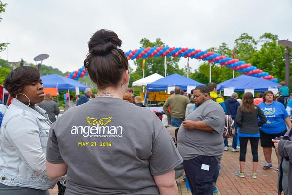 2016 Cincinnati Angelmans Syndrome Foundation Walk