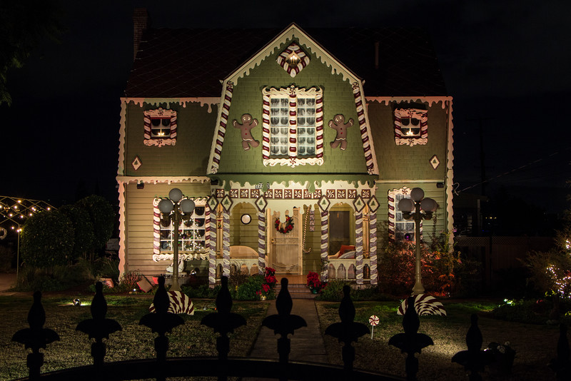 Gingerbread House in Highland
