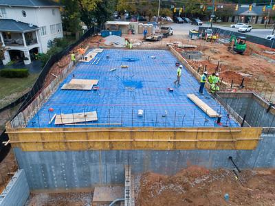 Construction - Aerials (2018)
