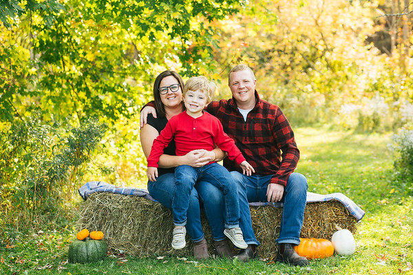 Fall Family Mini Sessions-The Shannons