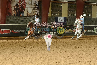 WORLD SERIES TEAM ROPING