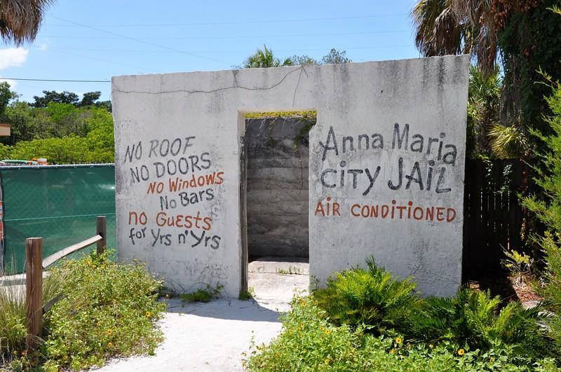 Anna Maria City Jail
