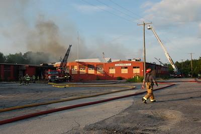 5 Alarm Structure Fire - 06/21/2020 - Webster St. Jaffrey, NH -