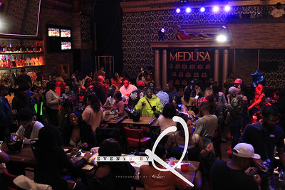EVENTS BY Q DAY ONE BRUNCH @ MEDUSA FEB 2ND