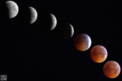 2010.12.20.Lunar Eclipse on winter solstice
