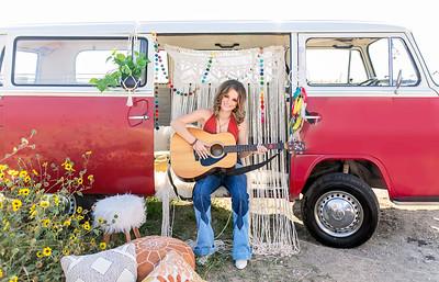 Mary Hippie Shoot