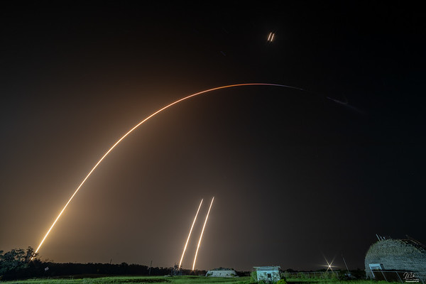 6. STP-2 FalconHeavy by SpaceX 6/25/19 (gallery)