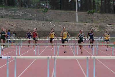 2011 Girls 300 hurdles Finals