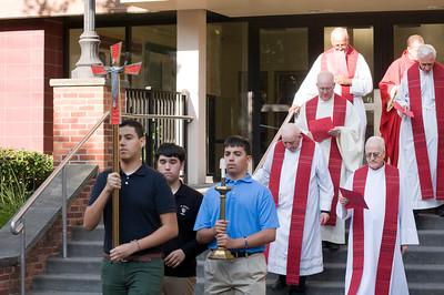 2012 Mass of the Holy Spirit