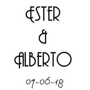 09.06.18 Ester y Alberto