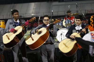 EPISD students come together to kick off the holidays