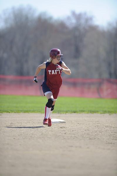 Taft Softball 4-25-09