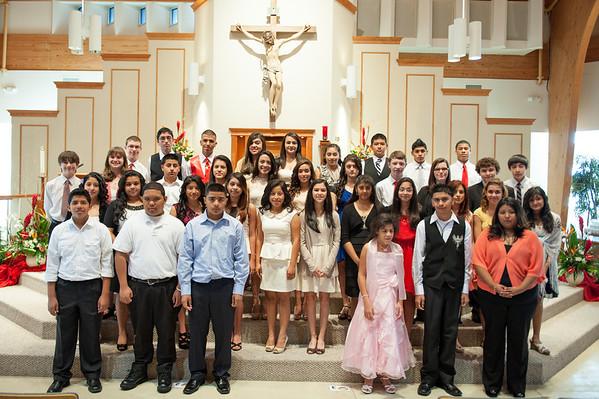 Confirmation Mass (2013)