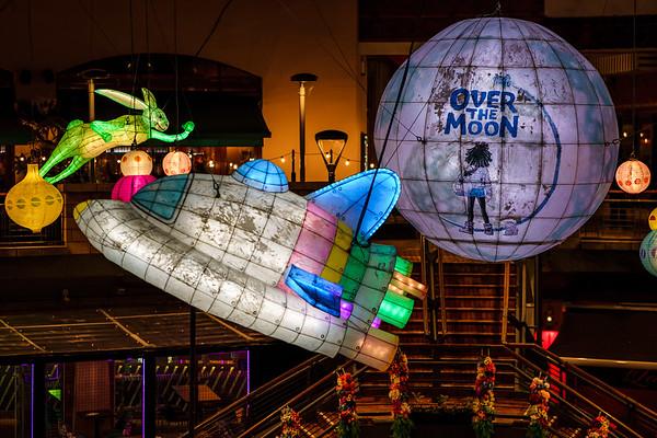 24/10/20 - Netflix - Over The Moon Lanterns - Birmingham