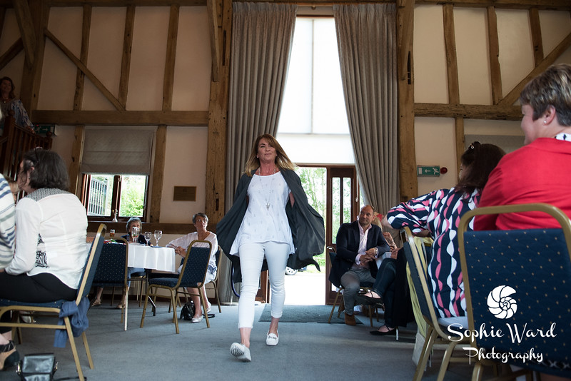 Fashion Show Essence of fashion @Warnham Barn Rookwood Golf Course Warnham