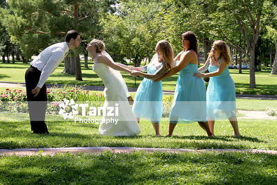 A&T Allen Wedding