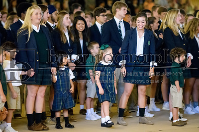 2017-18 Fall All School Chapel