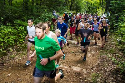 Gatineau 10k/13 mile Race - 16