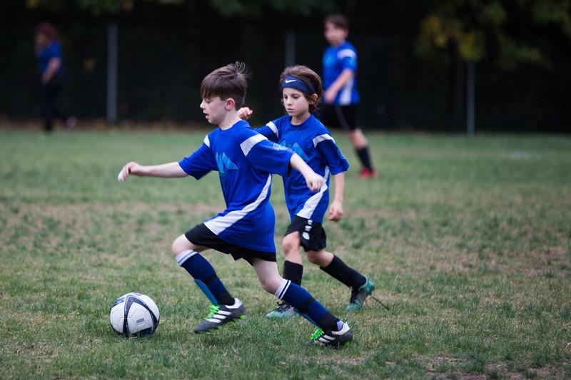 JV Soccer Fall 2017