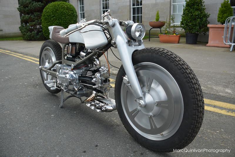 Carole Nash Irish Motorbike & Scooter Show 2013