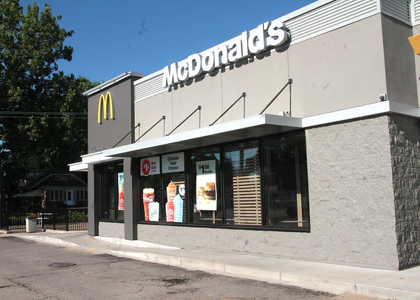 2020 McDonald's Smoke Smell