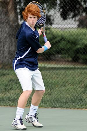 04-29-2011 Boys Tennis vs Seton