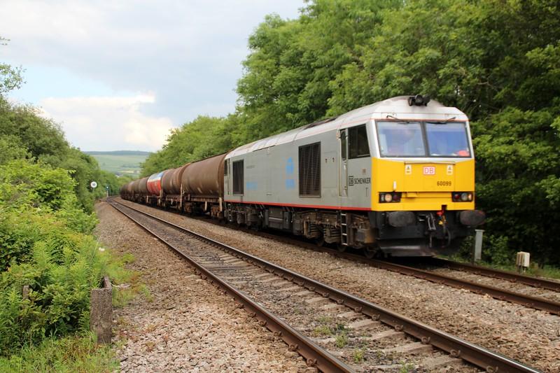 60099 1653/6B33 Theale-Robeston passes Pencoed  14/06/14