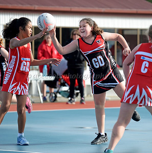 13 & Under B - Round 17 v Bordertown