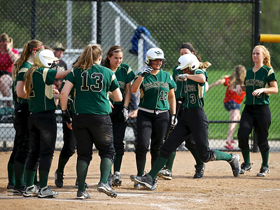 2014 Zeeland West Softball