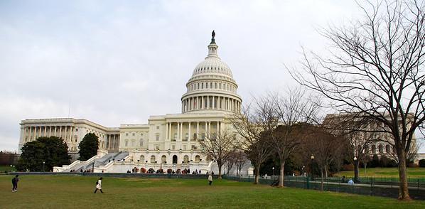 Outside the U.S. Capital