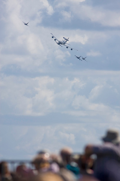 RAF MULTI-ROLE DEMONSTRATION