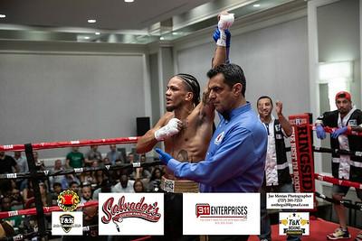 Jerome Rodriguez vs Joseph Fernandez (w)