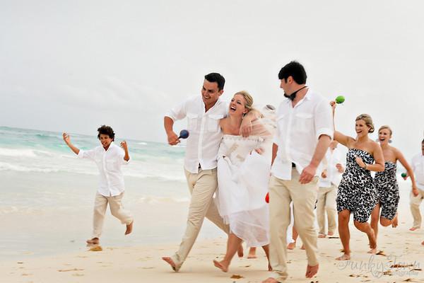 Jennifer & Dustin's Costa Rica Wedding