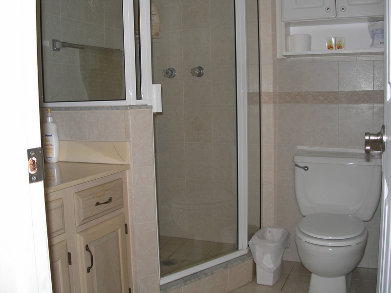 Bathroom at guest bedroom