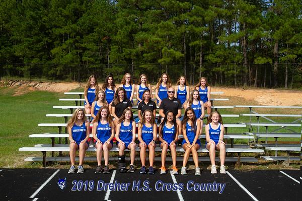 2019 Girls Cross Country