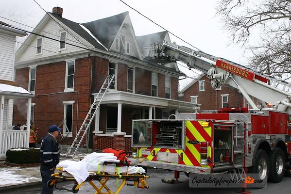 1/11/11 - Harrisburg - N. 12th Street