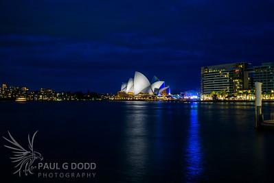 Sydney, Nov 2015