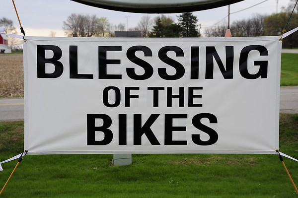 Blessing of the Bikes 2011